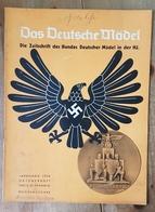 Das Deutsche Mädel, BDM In Der HJ Oktoberheft 1936, Ausgabe Nordsee - German