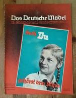 Das Deutsche Mädel, BDM In Der HJ Aprilheft 1937, Ausgabe Nordsee - German