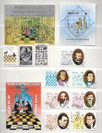 Lot Schaken - Stamps