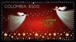 A553A-COLOMBIA- 2016 - MNH- CHRISTMAS / NAVIDAD - Colombia