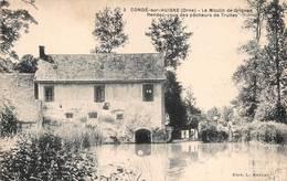 Condé Sur Huisne Moulin à Eau De Grignan Pêche Truite Canton Rémalard - Andere Gemeenten