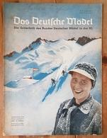 Das Deutsche Mädel, BDM In Der HJ Februarheft 1938, Ausgabe Nordsee - Magazines & Papers