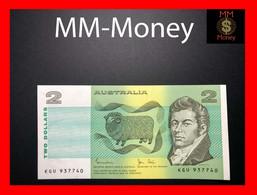 AUSTRALIA 2 $ 1983 P. 43 F  XF - Decimal Government Issues 1966-...