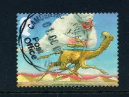 GREAT BRITAIN  -  2002 Rudyard Kipling 1st Used As Scan - Gebruikt