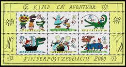 Blok Kinderpostzegels 1930 Uit 2000 MNH - Blocks & Sheetlets