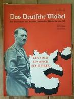 Das Deutsche Mädel, BDM In Der HJ Aprilheft 1938, Ausgabe Nordsee - German