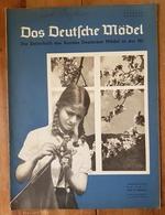 Das Deutsche Mädel, BDM In Der HJ Maiheft 1938, Ausgabe Nordsee - Magazines & Papers