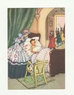 CARTOLINA FIABA - PINOCCHIO - BALLERINI FRATINI FIRENZE - Postcard - Fairy Tales, Popular Stories & Legends