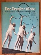 Das Deutsche Mädel, BDM In Der HJ Juniheft 1938, Ausgabe Nordsee - Deutsch