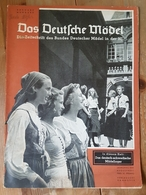 Das Deutsche Mädel, BDM In Der HJ Augustheft 1938, Ausgabe Nordsee - German