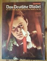Das Deutsche Mädel, BDM In Der HJ Dezemberheft 1938, Ausgabe Nordsee - Magazines & Papers