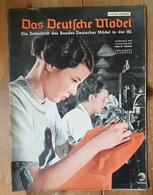 Das Deutsche Mädel, BDM In Der HJ Januarheft 1939, Ausgabe Nordsee - German