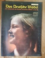 Das Deutsche Mädel, BDM In Der HJ Märzheft 1939, Ausgabe Nordsee - Magazines & Papers