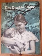 Das Deutsche Mädel, BDM In Der HJ Maiheft 1939, Ausgabe Nordsee - Magazines & Papers