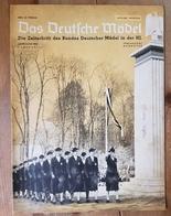 Das Deutsche Mädel, BDM In Der HJ Juniheft 1939, Ausgabe Nordsee - Magazines & Papers
