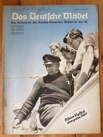Das Deutsche Mädel, BDM In Der HJ Juliheft 1939, Ausgabe Nordsee - German