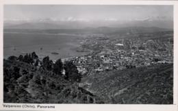 CHILE , T.P. NO CIRCULADA , VALPARAISO - PANORAMA - Chile