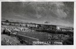 CHILE , T.P.  CIRCULADA , TOCOPILLA - Chile