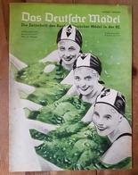 Das Deutsche Mädel, BDM In Der HJ Augustheft 1939, Ausgabe Nordsee - Magazines & Papers