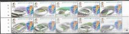 Korea  2000   Sc#2039   Soccer Stadiums Block Of 10   MNH   2016 Scott Value $15 - Korea, South