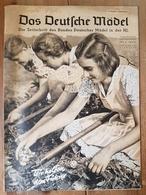 Das Deutsche Mädel, BDM In Der HJ Septemberheft 1939, Ausgabe Nordsee - German