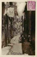 13 - Marseille - Une Rue Du Vieux Marseille - Animée - CPA - Voir Scans Recto-Verso - Autres