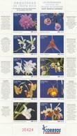 Costa Rica Orchidées Bloc N° 812 - Costa Rica