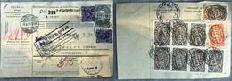Germany Parcel Post To Zurich Switzerland 1923 Lemberg-Zp - Andere