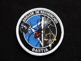 ECUSSON BR BASTIA - Police & Gendarmerie