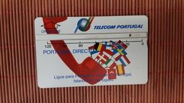 Landis & Gyr PHONECARD Portugal 325 B USED Rare - Portugal