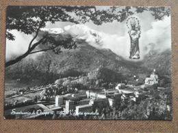 SANTUARIO DI OROPA -VEDUTA GENERALE -1957   --    BELLA - Italia