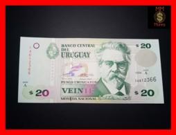 URUGUAY 20 Pesos Uruguayos 1994 P. 74 A  Serie A UNC - Uruguay