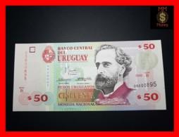 URUGUAY 50 Pesos Uruguayos 2000 P. 75 B  Serie B  UNC - Uruguay