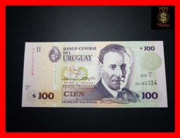 URUGUAY 100 Pesos Uruguayos 2000 P. 76 C  Serie C  UNC - Uruguay