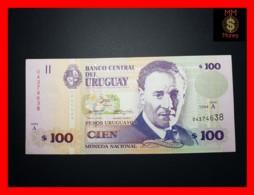 URUGUAY 100 Pesos Uruguayos 1994 P. 76 A Serie A  VF - Uruguay