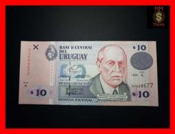 URUGUAY 10 Pesos Uruguayos 1998 P. 81  UNC - Uruguay