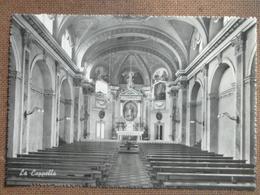 DOMODOSSOLA - COLLEGIO MASCHILE ROSMINI -LA CAPPELLA - 1963  -    --   BELLA - Italia
