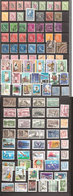 Finland Small Lot A Bit Over 100 Stamps - , Cancelled(o) - Collections