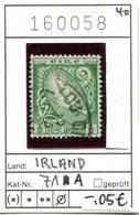 Irland - Eire - Michel 71 A - Oo Oblit. Used Gebruikt - 1949-... République D'Irlande