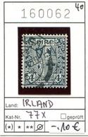 Irland - Eire - Michel 77x - Oo Oblit. Used Gebruikt - 1937-1949 Éire