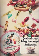 (pagine-pages)PUBBLICITA' QUALITY STREET    Gente1980/47. - Other