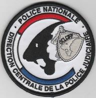 Écusson Police Judiciaire OCLCIFF - Police & Gendarmerie