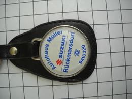1034 Porte Clefs SUZUKI Autohaus Muller RUCKMARSDORF  Automobile - Key-rings