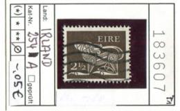 Irland - Eire - Michel 254 A - Oo Oblit. Used Gebruikt - 1949-... République D'Irlande