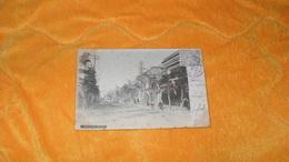 CARTE POSTALE ANCIENNE DE 1903 DU JAPON.../ HONCHO - DORI YOKOHAMA..CACHET + TIMBRE.. - Yokohama