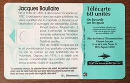 POLYNÉSIE ON BAVARDE SUR LES QUAIS TÉLÉCARTE CORPS DE CARTE SANS PUCE RÉF PHONECOTE PF45  PHONECARD - Frans-Polynesië