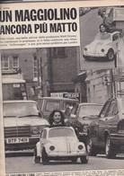 (pagine-pages)IL MAGGIOLINO MATTO      Gente1980/47. - Livres, BD, Revues