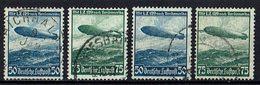 DR 1936 // Mi. 606/607 O - Alemania