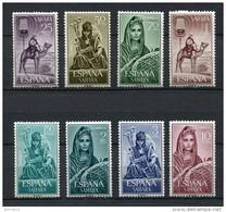 Sahara 1964. Edifil 228-35 ** MNH - Sahara Spagnolo