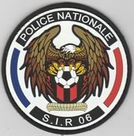 Écusson Police SIR 06 - Police & Gendarmerie
